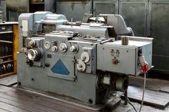 Промышленная машина в фабрике Стоковая Фотография