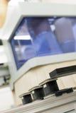 Промышленная машина маршрутизатора Стоковое Изображение