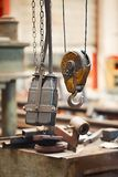 Промышленная доска переключателя Стоковая Фотография RF