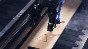 Промышленная система лазера гравируя смычок видеоматериал