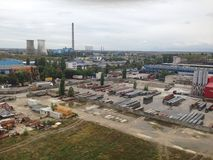 промышленное место Стоковое Изображение RF