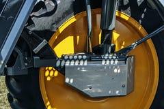 Промышленное оборудование. Детали 14 Стоковые Изображения
