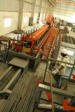 Промышленное производство кирпича Стоковое Изображение RF