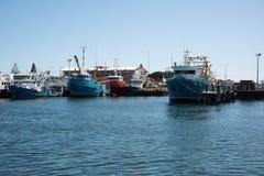 Промышленное рыболовство в Fremantle Стоковые Фото