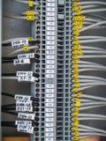 Промышленное электротехническое оборудование Стоковые Фото