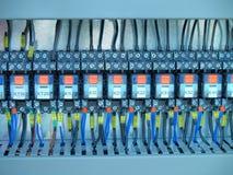 Промышленное электротехническое оборудование Стоковое Изображение