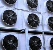 Промышленный кондиционер Стоковая Фотография RF