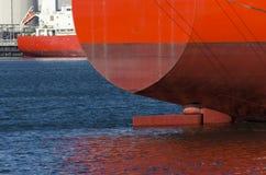 Промышленный корабль стоковые фото