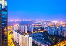 Промышленный парк Сучжоу, Сучжоу Стоковые Фотографии RF