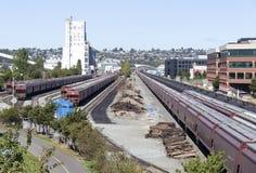 Промышленный Сиэтл стоковая фотография
