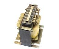 промышленный трансформатор Стоковые Фотографии RF