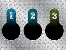 Промышленный infographic дизайн стоковые фотографии rf