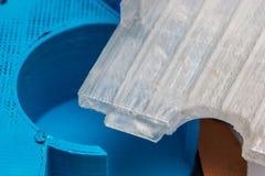 Проницательность в положение полиграфической промышленности 3d где промышленные принтеры заменены малыми принтерами fdm Стоковые Фотографии RF