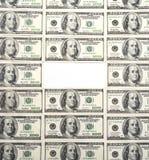 пропавшие деньги Стоковые Фотографии RF