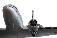 пропеллер воздушных судн старый Стоковая Фотография