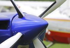 пропеллер воздушных судн Стоковая Фотография