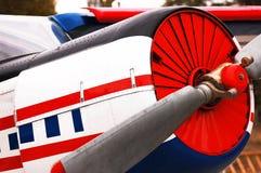 Пропеллер самолета спорта Стоковое фото RF