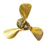 Пропеллер шлюпки Стоковое Изображение RF