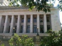 Прописное здание Стоковое Изображение RF