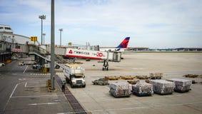 Прописной международный аэропорт в Пекине, Китай Стоковые Фото