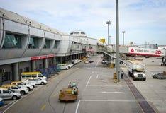 Прописной международный аэропорт в Пекине, Китай Стоковые Изображения RF
