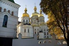 прописной kiev Украина Стоковая Фотография RF