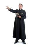 Проповедник Стоковые Фотографии RF
