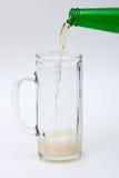 пропускать пива Стоковое Фото