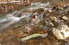 Пропускать потока Стоковая Фотография RF