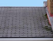 пропускающий влагу крыша Стоковые Фото