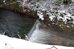 пропуская поток Стоковая Фотография RF