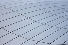 пропуская структура крыши Стоковые Изображения RF