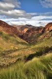 пропуск горы Стоковое фото RF