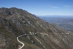 пропуск горы Стоковое Изображение RF