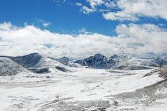 Пропуск горы Стоковые Фотографии RF