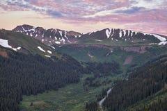 Пропуск независимости, Колорадо стоковая фотография