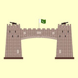 Пропуск Khyber в Пакистан Стоковые Фото
