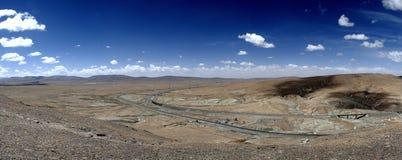 пропуск kunlun стоковое изображение rf