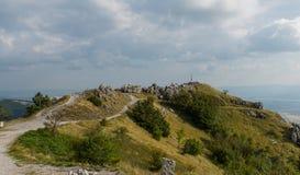 Пропуск Shipka, Болгария стоковые изображения