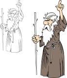 пророк Стоковая Фотография RF