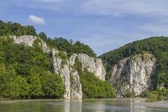 Прорыв Дуная Стоковое Изображение RF
