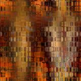 Просвечивающие стеклянные плитки Стоковое фото RF