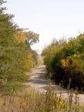 Проселочная дорога 1 Стоковое фото RF