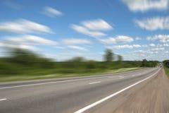 проселочная дорога Стоковое Изображение RF