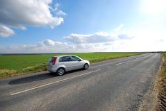 проселочная дорога yorkshire стоковые фотографии rf