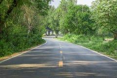 Проселочные дороги Стоковая Фотография RF