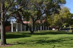 Прославленный западный городской административный центр Gardern Ковины Калифорнии Стоковое фото RF