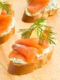 прослаивает продукты моря Стоковые Фото