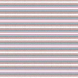 Простая абстрактная геометрическая иллюстрация картины ткани сети отверстия щетки безшовная Стоковое фото RF