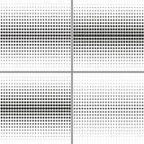 Простая абстрактная картина вектора объезжает геометрическую картину Всеобщее применение Стоковое Изображение RF